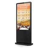 "GOODVIEW Digital Ad Display Floorstand 55"" [DSN-ADF-002] - Smart Signage"